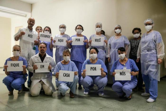 COVID: Indenização para servidores da saúde