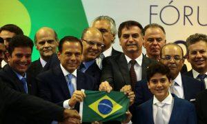 Contra reajuste salarial, Bolsonaro fará um pedido para governadores