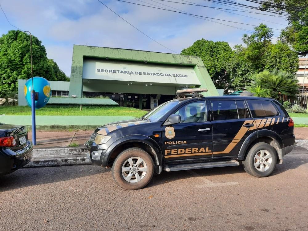 Covid: PF age para impedir desvios no Amapá