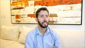 Leandro Grass: 'Já posso ser presidente'