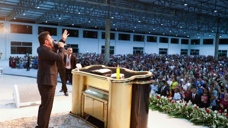 Projeto de lei atende a líderes de igrejas