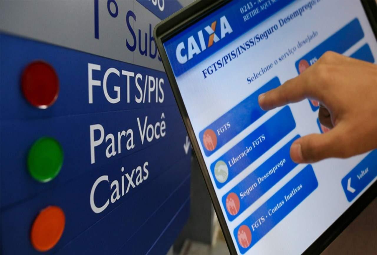 Dinheiro no bolso: saque do FGTS é aprovado